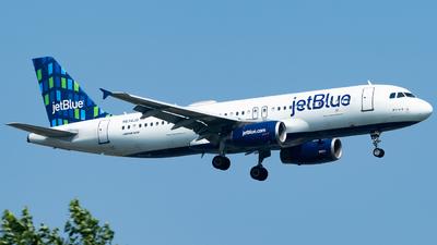 A picture of N634JB - Airbus A320232 - JetBlue Airways - © Diego Jara Ibarra