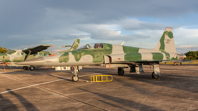 FAB4871 - Northrop F-5EM Tiger II - Brazil - Air Force