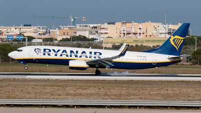 9H-QAD - Boeing 737-8AS - Ryanair (Malta Air)