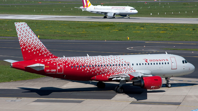 VP-BNB - Airbus A319-111 - Rossiya Airlines