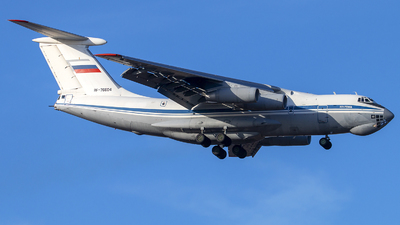 RF-76604 - Ilyushin IL-76MD - Russia - Air Force