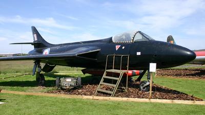 WT746 - Hawker Hunter F.4 - United Kingdom - Royal Air Force (RAF)