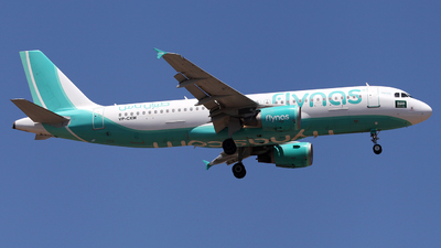 VP-CXW - Airbus A320-214 - Flynas