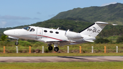PP-DLC - Cessna 510 Citation Mustang - Private