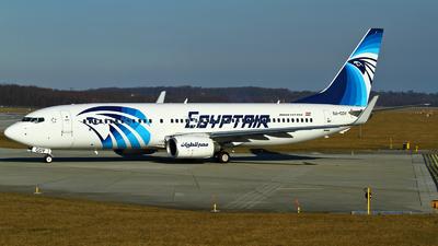 SU-GDY - Boeing 737-866 - EgyptAir