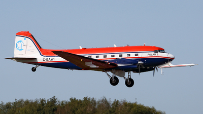 C-GAWI - Basler BT-67 - Germany - Alfred Wegener Institute for Polar and Marine Research (AWI)