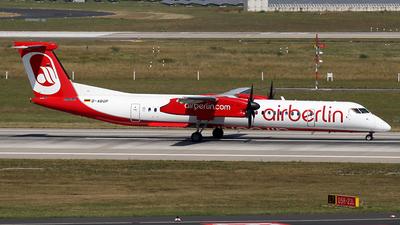 D-ABQP - Bombardier Dash 8-Q402 - Air Berlin (LGW Luftfahrtgesellschaft Walter)