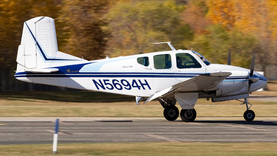 N5694H - Beechcraft 95 Travel Air - Private