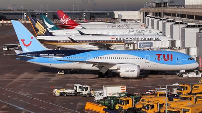 G-TUII - Boeing 787-8 Dreamliner - TUI