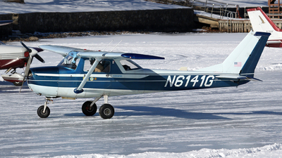 N6141G - Cessna 150K - Private