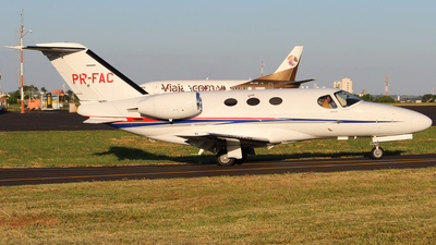 PR-FAC - Cessna 510 Citation Mustang - Private