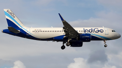 VT-ISA - Airbus A320-271N - IndiGo Airlines
