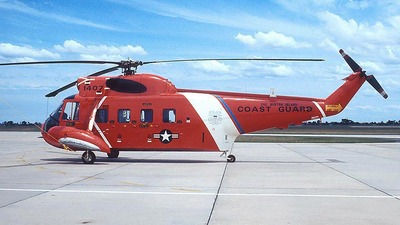 1407 - Sikorsky HH-52A Sea Guard - United States - US Coast Guard (USCG)