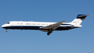 N3107P - McDonnell Douglas MD-87 - Private