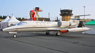 84-0110 - Gates Learjet C-21A - United States - US Air Force (USAF)