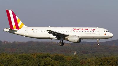 D-AIPW - Airbus A320-211 - Germanwings