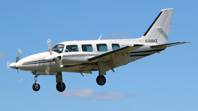 C-GSAZ - Piper PA-31-310 Navajo - Private