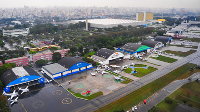 SBMT - Airport - Airport Overview