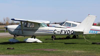 C-FVDQ - Cessna 150G - Private