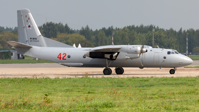 RF-36115 - Antonov An-26 - Russia - Air Force