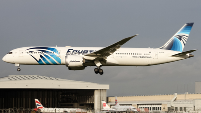 A picture of SUGEW - Boeing 7879 Dreamliner - EgyptAir - © subing27