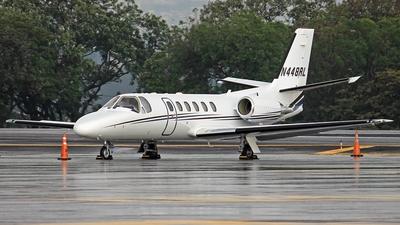 N448RL - Cessna 550 Citation II - Private