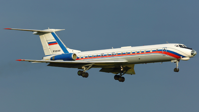 RF-66009 - Tupolev Tu-134A - Russia - Air Force