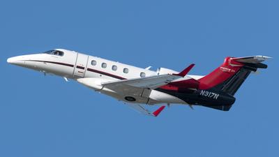 N317N - Embraer 505 Phenom 300 - Private
