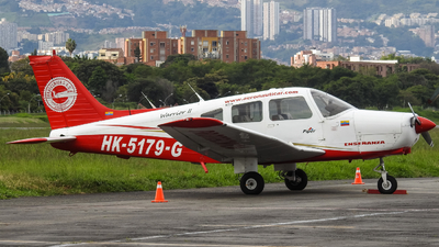HK-5179G - Piper PA-28-161 Warrior II - Escuela de Aviacion Protecnica