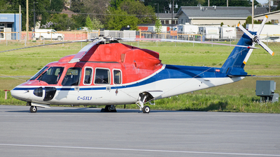 C-GXLI - Sikorsky S-76A - Summit Aviation