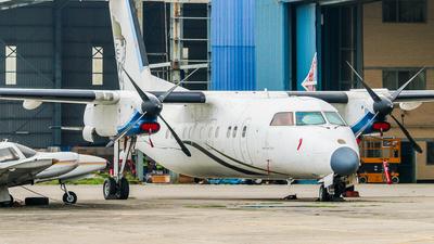 A picture of N8100A - De Havilland Canada Dash 8100 - [225] - © Samaul Haque Tasdid