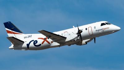 VH-ZRZ - Saab 340B - Regional Express (REX)