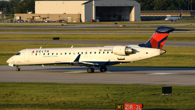 N642CA - Bombardier CRJ-701 - Delta Connection (GoJet Airlines)