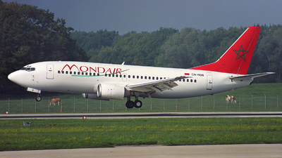 CN-RDB - Boeing 737-329 - Mondair