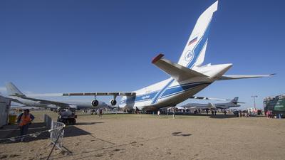 RA-82046 - Antonov An-124-100 Ruslan - Volga Dnepr Airlines