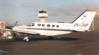 ZS-JOP - Cessna 421C Golden Eagle - Private