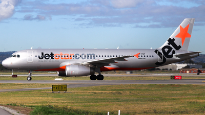 VH-VGT - Airbus A320-232 - Jetstar Airways