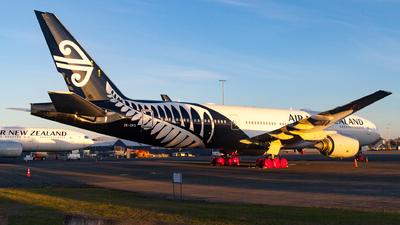 ZK-OKD - Boeing 777-219(ER) - Air New Zealand