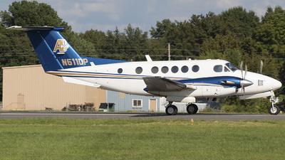 N511DP - Beechcraft 200 Super King Air - Air Med