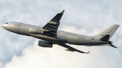 A picture of T055 - Airbus A330243MRTT -  - © Gautham Kurup