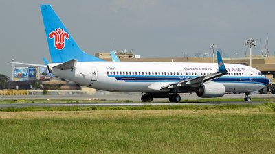 B-5645 - Boeing 737-81B - China Southern Airlines