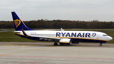 EI-FIP - Boeing 737-8AS - Ryanair
