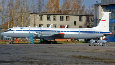 RA-75912 - Ilyushin IL-22M Bizon - Russia - Air Force