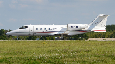A picture of XAIBC - Learjet 60 - [60124] - © DJ Reed - OPShots Photo Team
