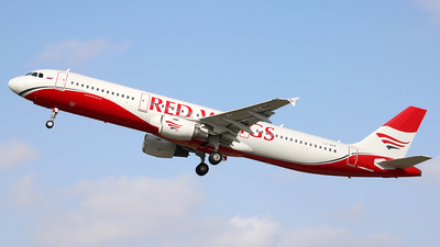 LZ-BHK - Airbus A321-211 - Red Wings