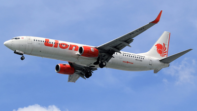 A picture of PKLQU - Boeing 7379GP(ER) - Lion Air - © M. Raykahn Ariga