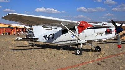 ZU-BTN - Atlas AL-60C-4M Kudu - Private