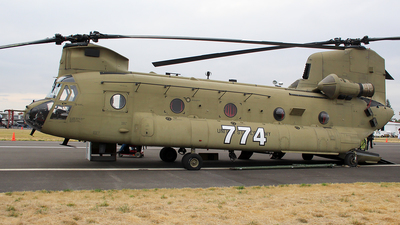 08-08774 - Boeing CH-47F Chinook - United States - US Army