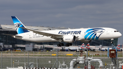 A picture of SUGEU - Boeing 7879 Dreamliner - EgyptAir - © subing27