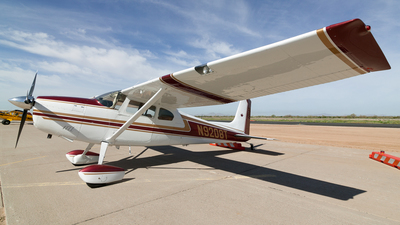 N9208T - Cessna 180C Skywagon - Private